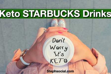 keto starbucks drinks