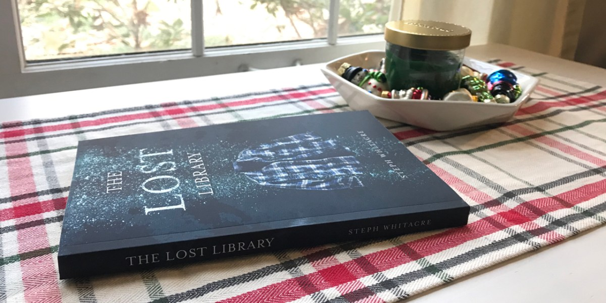Writing The Lost Library