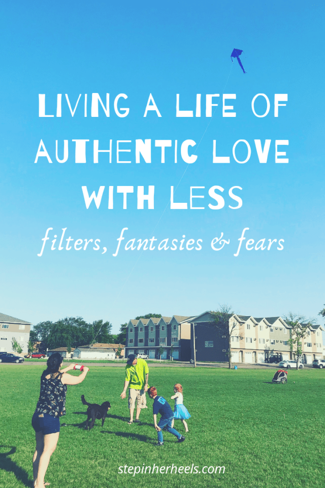 live an authentic love life