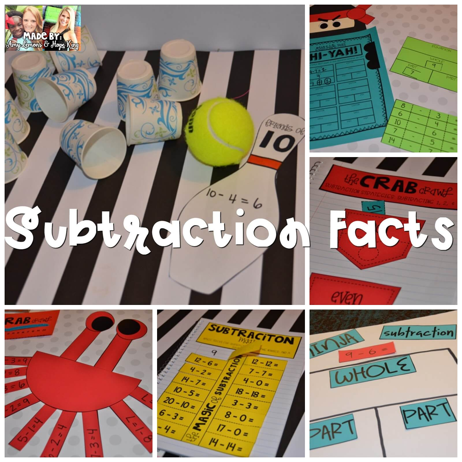Fact Fluency And Freebies