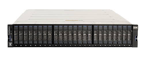 Geschäftsprozesse beschleunigen mit IBM FlashSystem