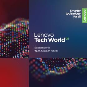 Lenovo Tech World 2021
