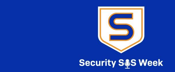 Sophos Security SOS Week