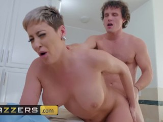 Brazzers I got to fuck my stepmom in the