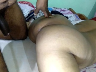 Best Ever Anal Sex With STEP Mom Homemade Ass