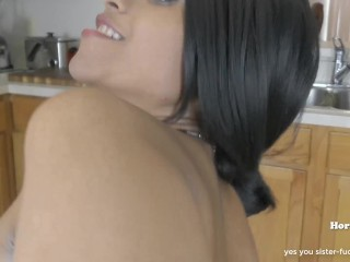 StepMom Wants Son To Cum In Her Holes Hindi