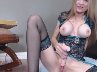 Fucking Your Stepmoms Creamy Pussy Taboo Role
