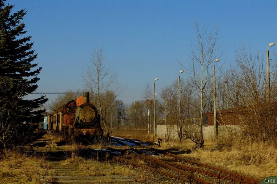 Plaszow Locomotive Depot - 1