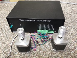 StepperTune with Motors