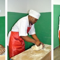 Soon. Agege bread for 3,000-strong African community in Lviv