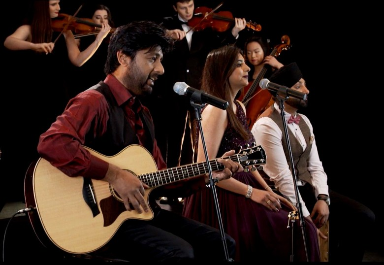 asian wedding bands & bollywood live singers for hire in uk