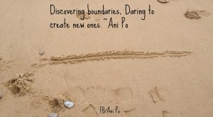creating new boundaries