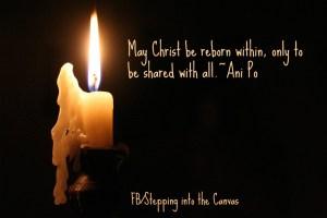 Christ be reborn