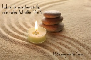 acceptance in the outer realms