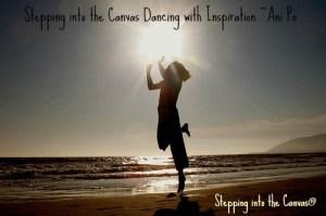 dancing with inspiraton