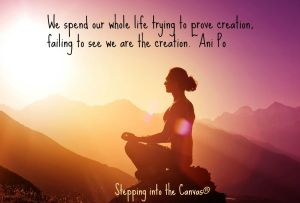 We are the Creation