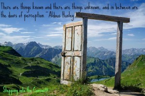 door of perception