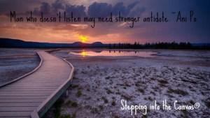 stronger antidote