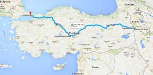 15 days in Turkey: itinerary & costs