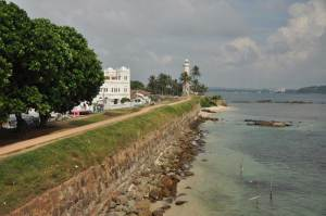 Galle and the Fort