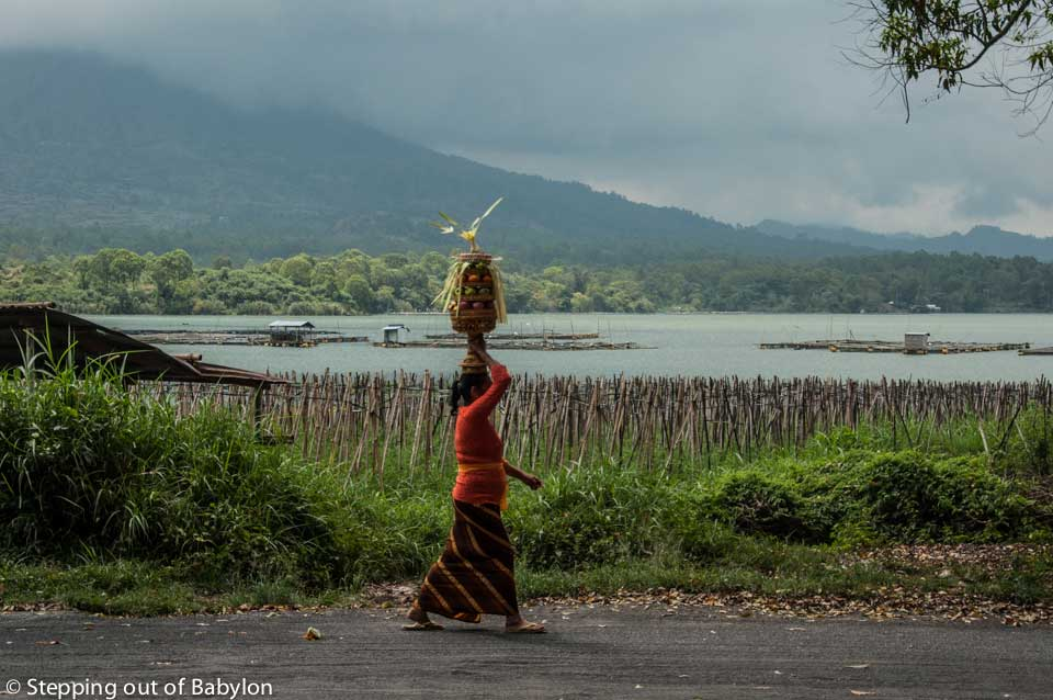 Batur… the lake or the volcano?!