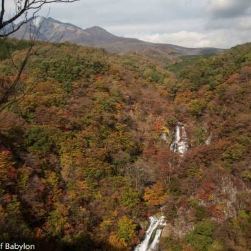 Nikko… time to enjoy the mountains