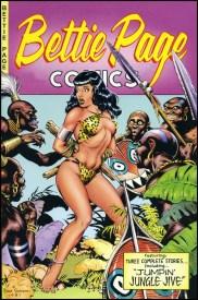 Bettie Page Comics Dave Stevens