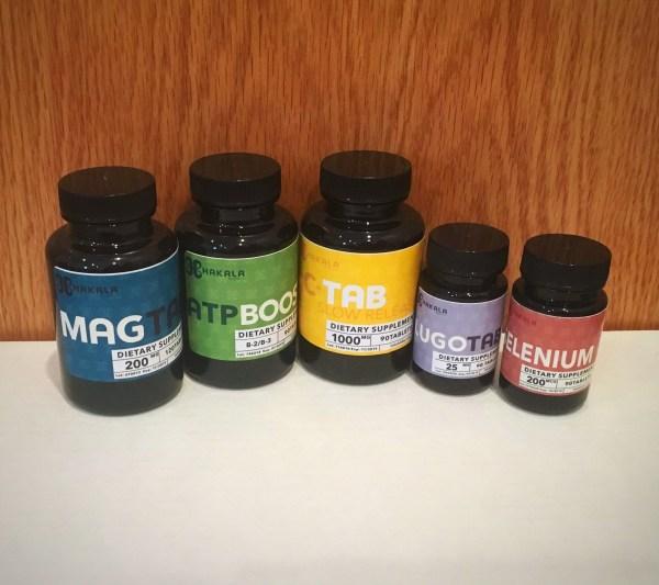 Iodine Suppl Kit - 25 mg 90 + ATP