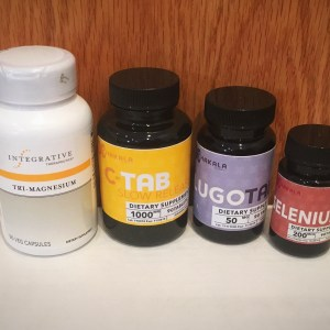 Iodine Kit - 50 mg 90 tab + IT Tri-Mag