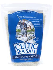 Celtic Salt - 1 lb Light Grey Course