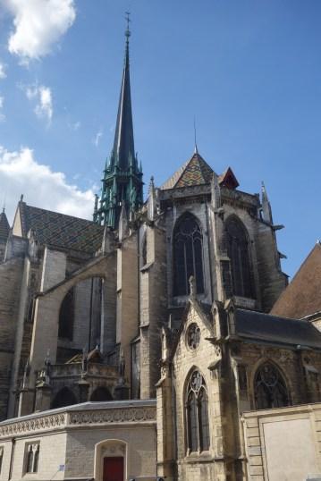 Saint Bénigne cathedral