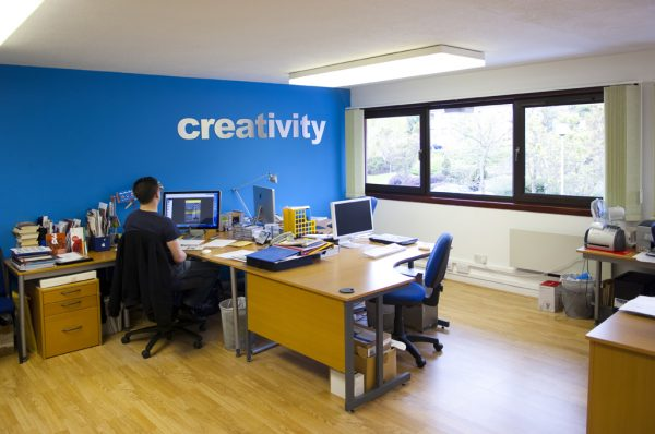 STEP Office Space Scotland