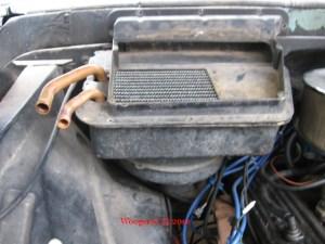 02172012 : 28 pics – heater core unit reassembly | Matraca – 1965 Chevrolet C10 step side
