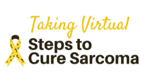 Taking Virtual Steps to Cure Sarcoma logo