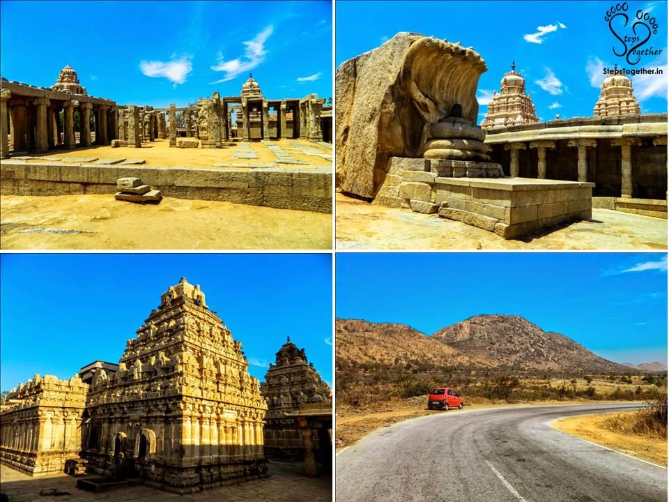 Lepakshi and Bhoganandeeshwara Temple