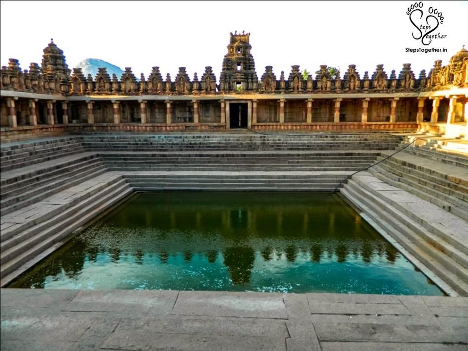 Kalyani in Bhoganandishwara Temple