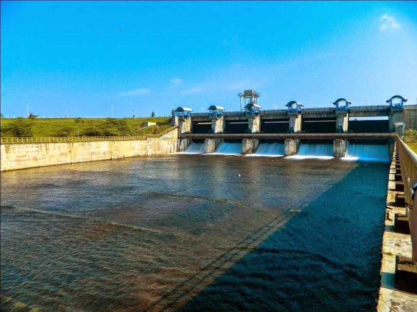 Yagachi Dam