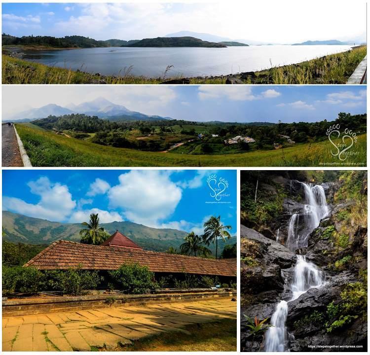 Iruppu Falls, Thirunelli Temple, and Banasura Dam