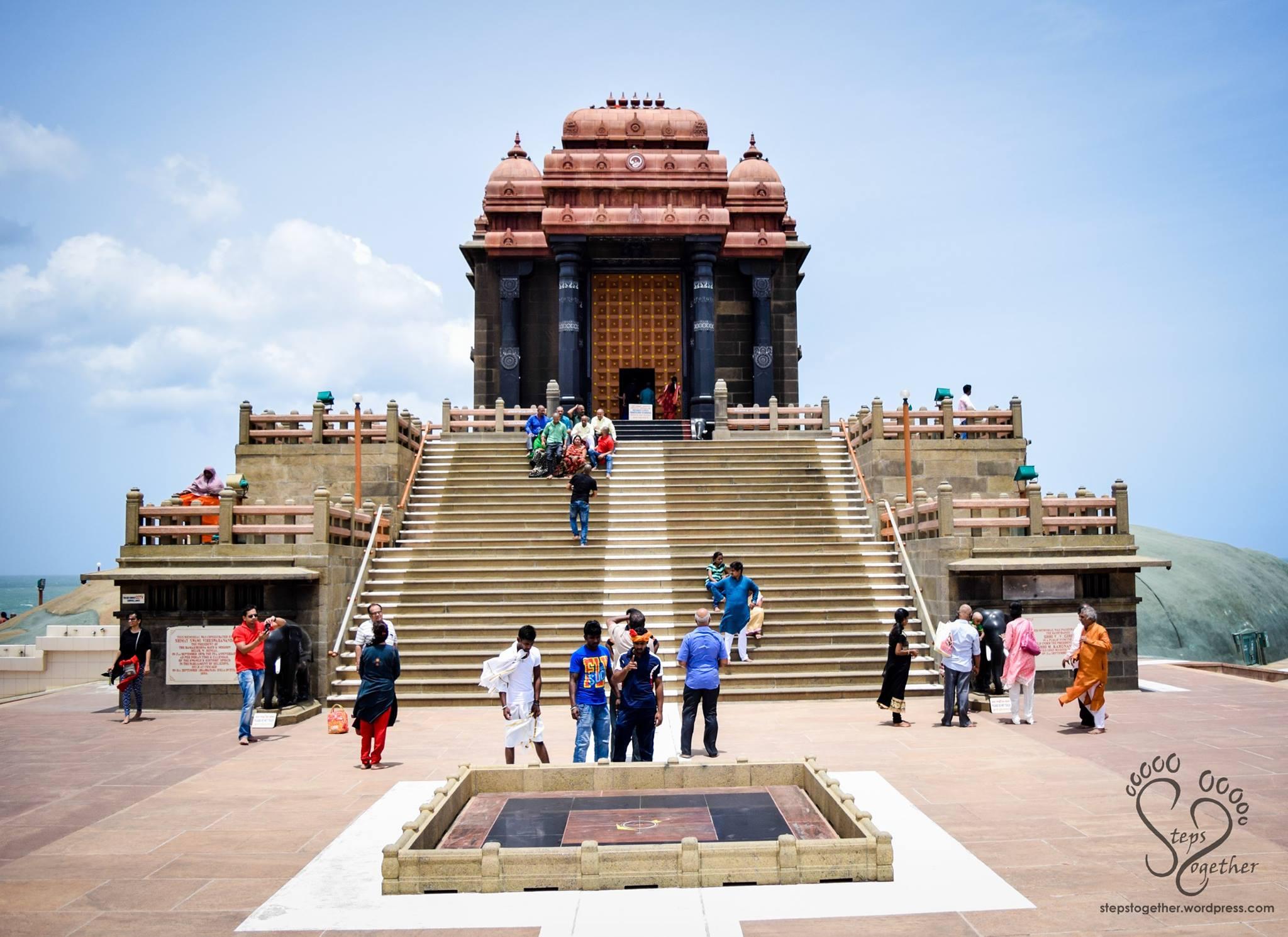 Vivekananda Rock Memorial