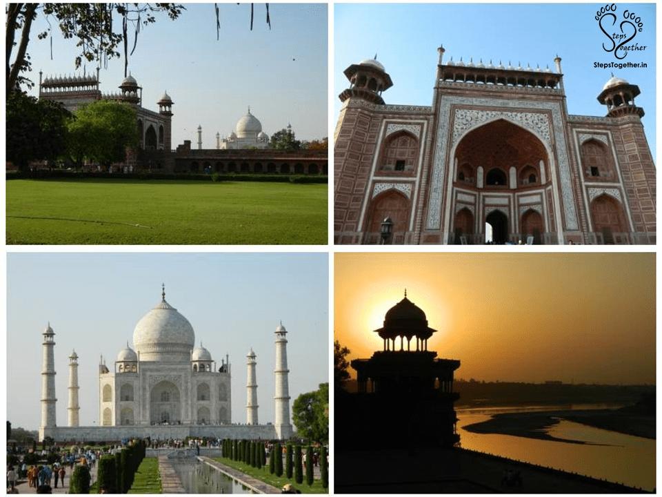 Agra Monuments