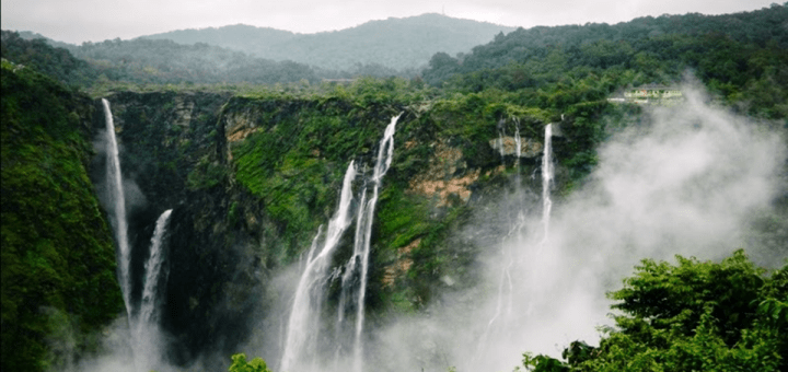 Jog Falls and Keladi temple – Gems of Karnataka Tourism