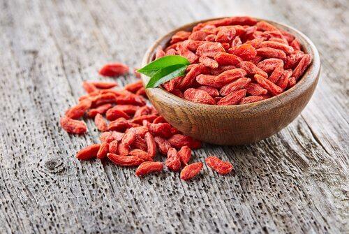 Berries Rich In Dietary Fiber