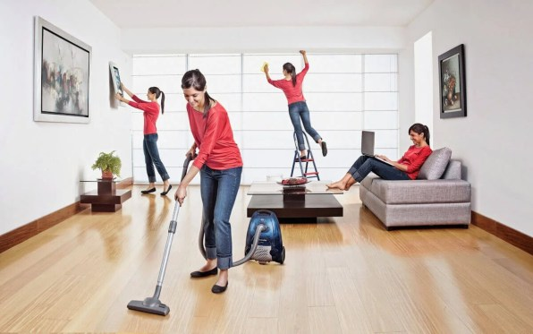keep clean house