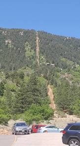 image of steep mountain steps Manitou Inline Colorado June2018