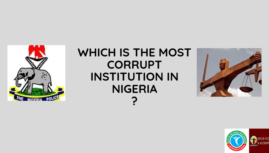 Ep.27 Which is the most corrupt institution in Nigeria; the Police or the Judiciary?