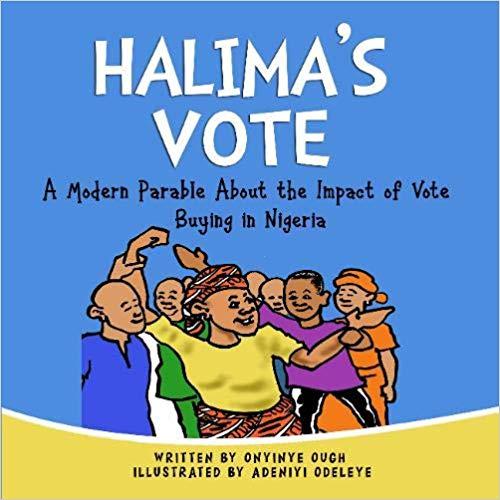 Children's anti-corruption book
