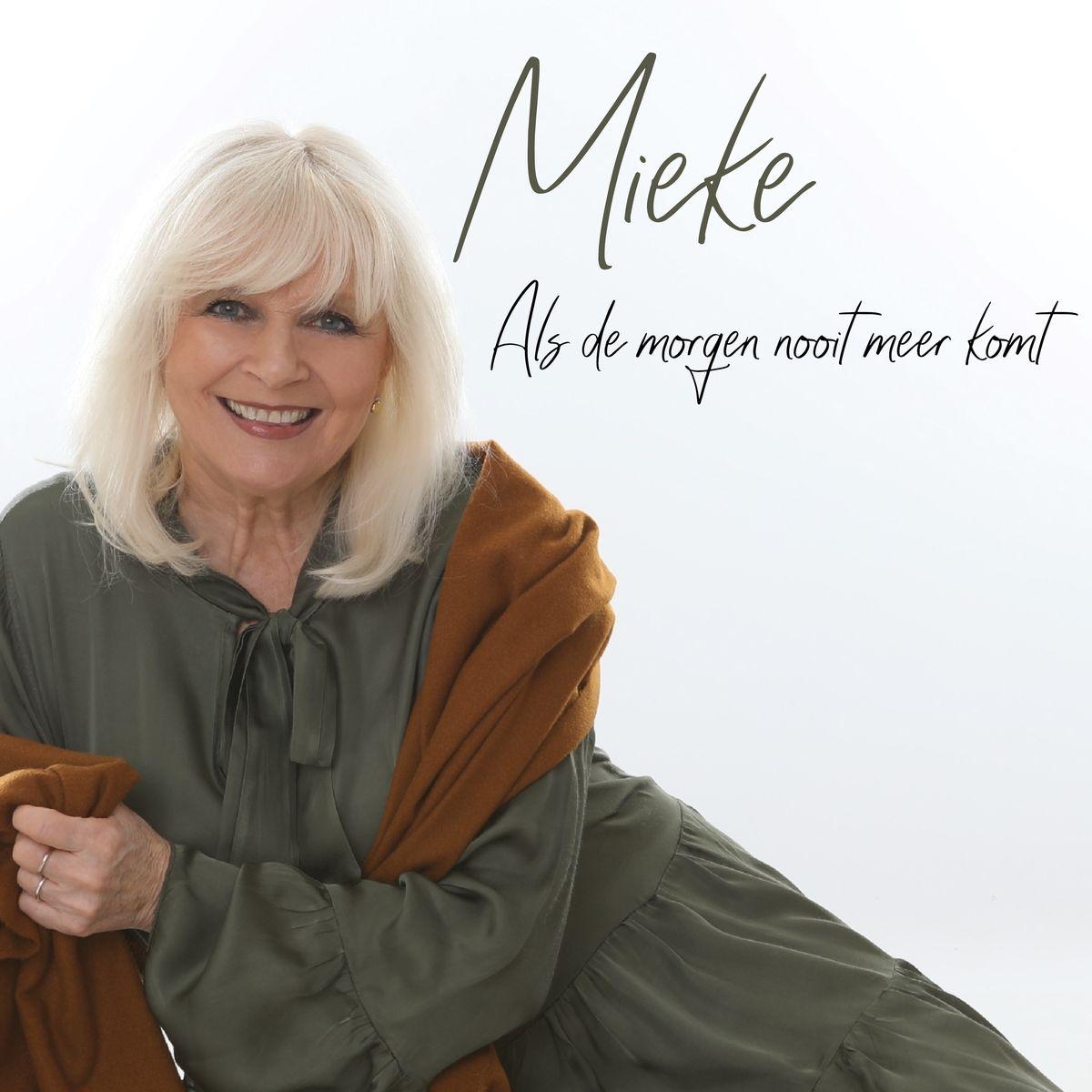 Mieke pakt uit met pakkende nieuwe single (met fragment)