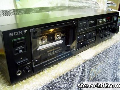 %name Sony TC K666ES