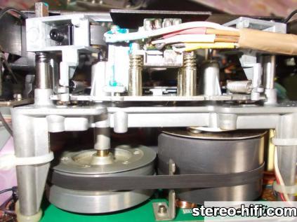 TC-K666ES capstan whells