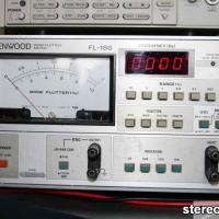 Kenwood FL-180 wow & flutter frequency meter